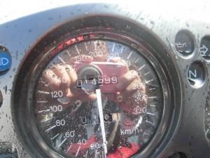 CBR 1100 XX Super Blackbird