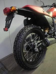 хонда ftr 223